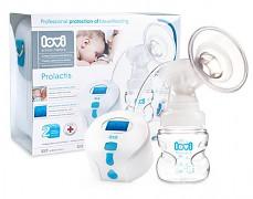 Dvoufázová elektronická odsávačka LOVI Prolactis