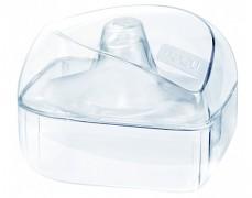 Silikonové chrániče prsní bradavky Lovi