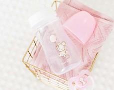 Růžová kolekce Little Cutie