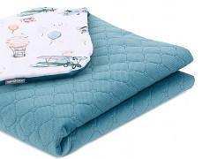 Dětská deka Ve vzduchu velvet