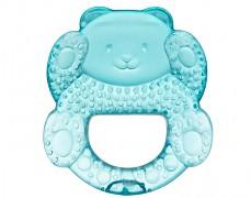 Chladící kousátko medvídek, modrý