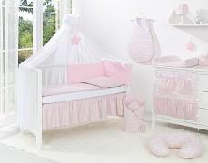 Dětský pokojíček růžový les