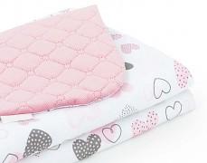 Dětská deka pink heart