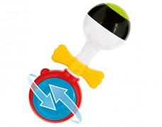 Chrastítko rotační lízátko