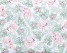Motiv vzoru květy a listy