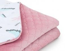 Dětská deka kolibříci