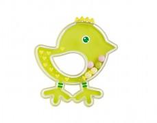 Chrastítko ptáček, zelená