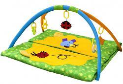 Multifunkční hrací deka