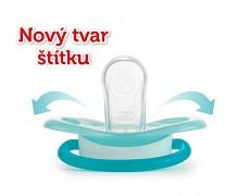Dudlík Meloun silikonový