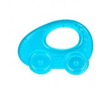 Chladivé kousátko autíčko, modrá