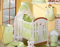 Dětský pokojíček zelený snílek