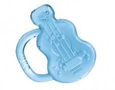 Chladící kousátko kytara, modrá