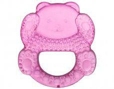 Chladící kousátko medvídek, růžový