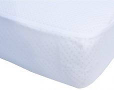 Matracový chránič bílý