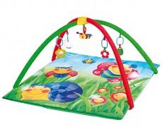 Hrací deka Happy Garden