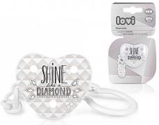 Řetízek na dudlík diamond