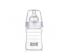 Lahev Lovi Diamond Glass 150ml