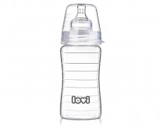 Lahev Lovi Diamond Glass 250ml