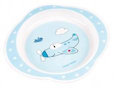 Plastový talíř modrý My Dream
