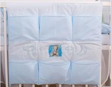 Kapsář modrá Teddy