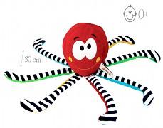 Chobotnice červená s tlukotem srdce
