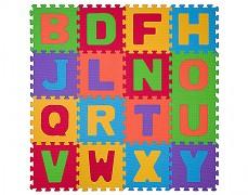 Pěnové puzzle -písmena 16ks
