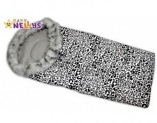 Fusak leopard ESKYMO s kožíškem