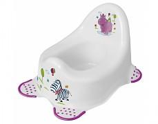 Dětský nočník bílý Hippo