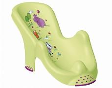 Lehátko ke koupání zelené Hippo