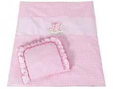 Set růžový obláček kostička