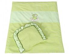 Set zelený obláček kostička