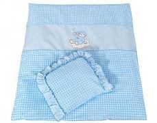 Set modrý obláček kostička