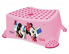 Stupínek růžový Minnie