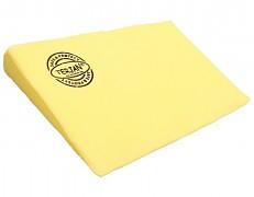 Polohovací klín do postýlky žlutý