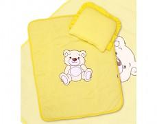 Set žlutý Teddy Bear