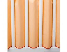 Volánek pod matraci oranžový