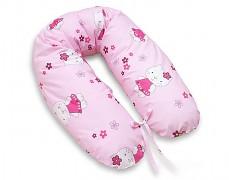 Relaxační polštář růžový Kitty