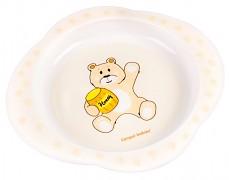 Plastový talíř žlutý My Dream