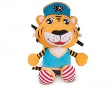 Plyšový vibrační tygr Piráti