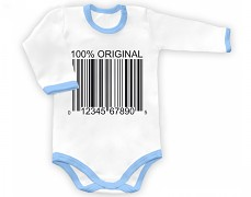Body modré 100% ORIGINÁL