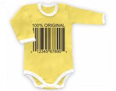 Body žluté 100% ORIGINÁL