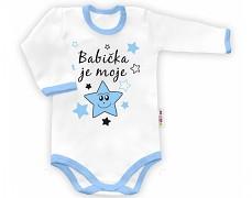Body modré Babička je moje hvězda