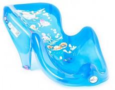 Lehátko ke koupání modré Aqua