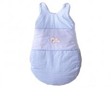 Dětský spací pytel modrý snílek