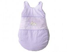 Dětský spací pytel fialový snílek