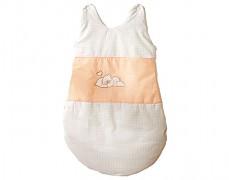 Dětský spací pytel oranžový Snílek