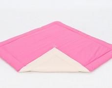 Podložka růžovo-béžová (do stanu)