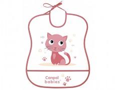 Bryndák měkký růžový Cute Animals