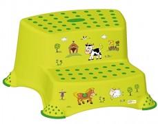 Schůdky zelené Funny Farm