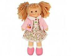 Látková panenka Paulina